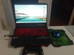 Notebook acer nitro gamer i5 9gercacao