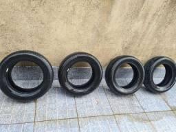 Título do anúncio: 4 pneus pirelli aro 14