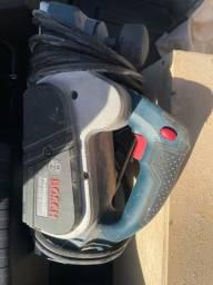 Ferramentas usadas, plaina, lixadeira, politriz 7 polegadas, soprador de ar quente