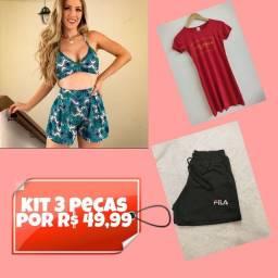 Bazar Online-kit com valor único R$ 49,99