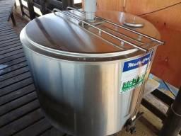 Resfriador leite 636 litros