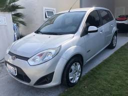 Ford Fiesta 1.6 completo 2012 Airbag e ABS - 2012