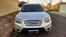 Hyundai Santa Fe 7 lugares 3.5 285cv - 2011