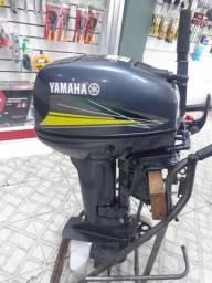 Motor popa yahama 15 hp