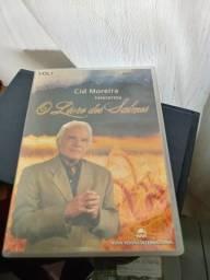 Dvd biblico e livro