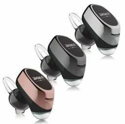 Fone De Ouvido Headset Bluetooth Boas Lc-100
