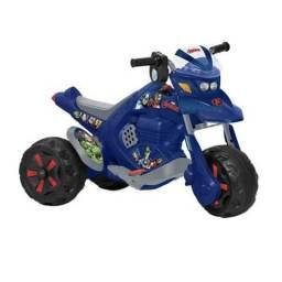 Moto elétrica infantil ZX ADVENGERS - BANDEIRANTE