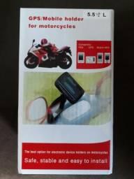 Suporte de celular para motos