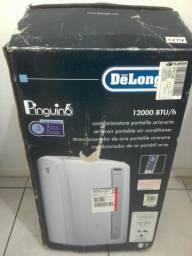 Ar Condicionado Portátil DeLonghi 12.000 BTUs 127V