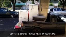 Carretos e fretes a partir de 30 reais 32082947