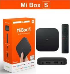 Xiaomi Mi Box S Ultra Hd 4k Android Tv - Original