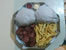 Lanches combo