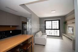 Apartamento para alugar com 1 dormitórios em Jardim do salso, Porto alegre cod:305308