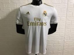 Camisa Real Madrid Home 19/20