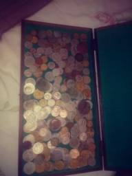 Vendo moedas antigas *