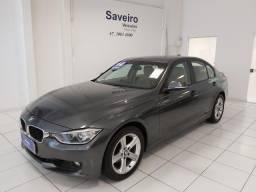 BMW 320I 2013/2014 2.0 16V TURBO ACTIVE FLEX 4P AUTOMÁTICO - 2014