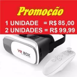 Promoção de Óculos Vr Box 2.0 Realidade Virtual 3d