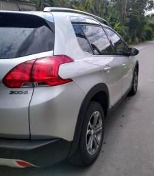 Peugeot 2008 Griffe zerado, troco maior valor - 2017