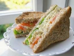Sanduíches Natural