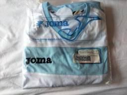 """Camiseta - Joma Original - Grife da Espanha - Tecido Dry Fit - Nova - """"G"""""""