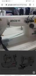 Maquina de costura ombro à ombro