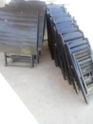 Vendo kit de cadeiras e mesas