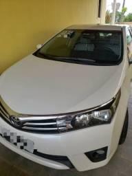 Toyota Corolla 2.0 XEI 16V Flex Branco 4P Automático - 2016