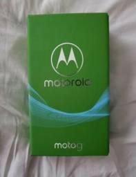 Moto G7 NORMAL zero sem uso na caixa 64GB e 4GB