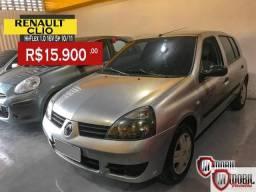 Renault Clio Hi-Flex 1.0 16V 5p - 2011