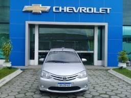 Etios Sedan XLS 1.5 - 2016 - Abaixo da Fipe - 2016