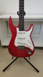 Guitarra Peavey Vermelha