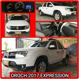 Duste Oroch Expression 1.6 2017 TREVAO VEICULOS - 2017