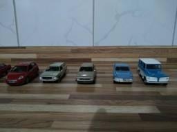 Coleção carros brasileiros