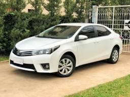 Toyota Corolla GLI 1.8 Automático - 2017