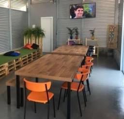 Mesas e Cadeiras - NOVO