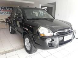 Hyundai tucson 2.0 flex 2wd (2010) automático - 2010