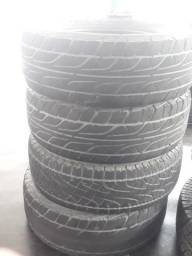 Vende se 4 pneus 265/70 pra s -10