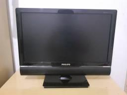 Tv led monitor philips 19'