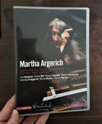 Dvd original Martha Argerich