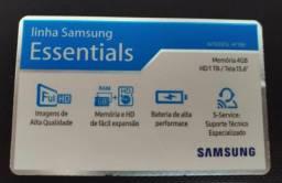 Notebook Samsung em estado de novo