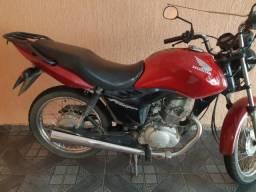 Vendo Honda Cg 125 Urgente!! 4.500$ - 2010