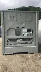 Container Reefer Refrigeração/Congelamento!