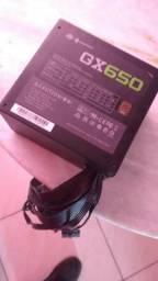 Fonte Gx 650 watts 8plus