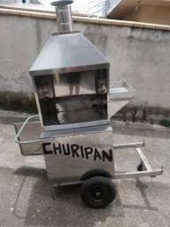 Carrinho para churrasco ou churipâ