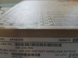 Acess Point Hp Aruba IAP 205 RW ( JW212A)