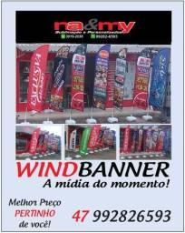 Bandeiras WindBanner