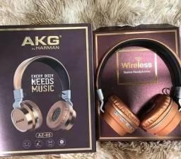 Fone Bluetooth AKG Acústico Az05 (entrega grátis)