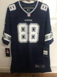 Jersey Nfl Dallas Cowboys  88 Pronta Entrega - S d2571ea7b86e8