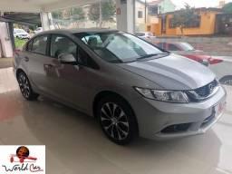 Honda Civic Lxr 2.0 - Flex - Automático - 2015
