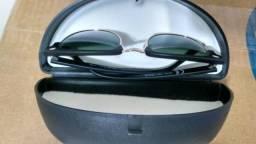 Óculos de sol | Estilo Clubmaster | com case